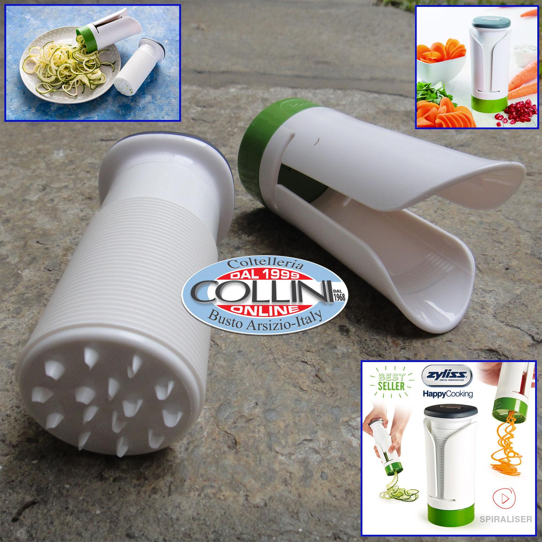 Zyliss spiralizer taglia verdure a spirale utensili for Utensili cucina online shop