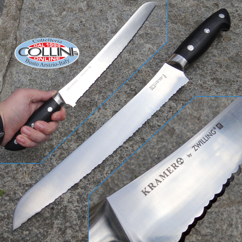 Zwilling bob kramer essential pane 260mm coltello - Coltello da cucina ...