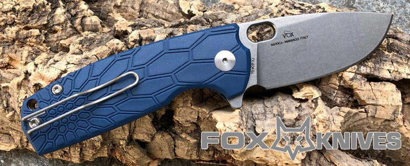 New Fox knives by Vox